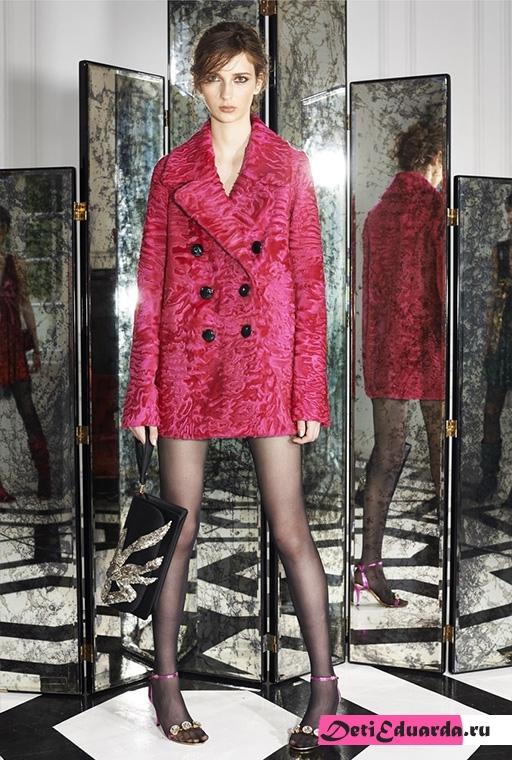 Модный показ от Marc Jacobs, круизная коллекция