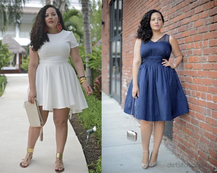 белое короткое вечернее платье для полных