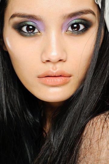 вечерний макияж для светлокожих