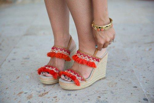 виды каблуков женских 1