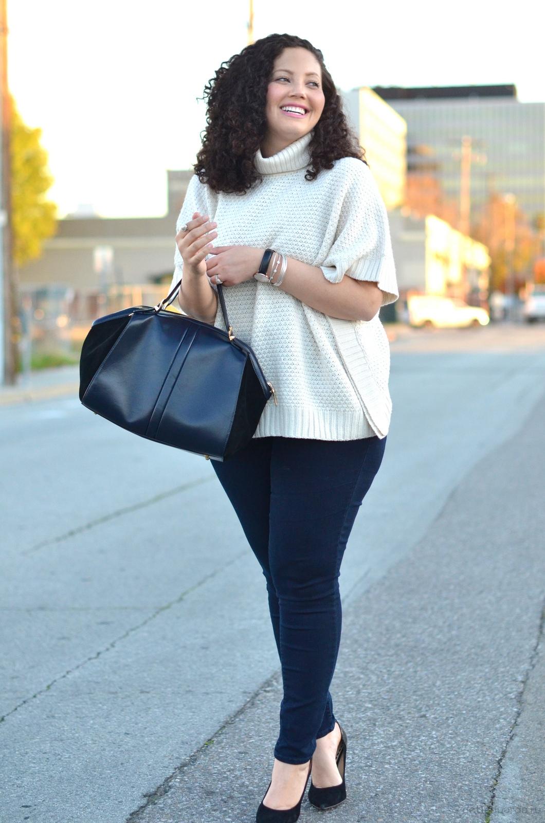 Фото как одеть элегантно полноватую девушку