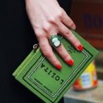 Клатч Olympia Le Tan – прежде, чем купить клатч в виде книги…