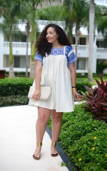 летние платья для полных (3)