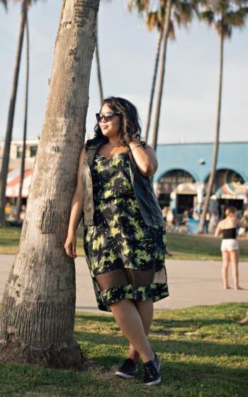 летние платья для полных (7)
