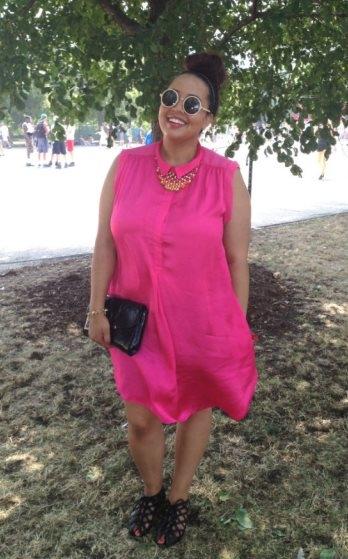 летние платья для полных (9)