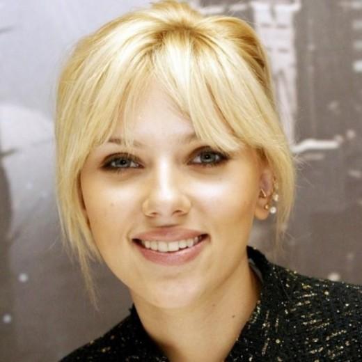 макияж для зеленоглазых блондинок на примре Скарлетт Йоханссон (14)