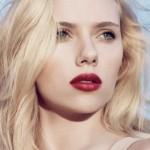 Блондинка с зелеными глазами: макияж Скарлетт Йоханссон