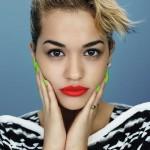 Блондинка с карими глазами: макияж Риты Ора
