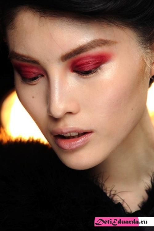 макияж для светлокожих