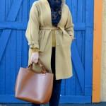 Как одеваться полной девушке осенью? (50 фото)