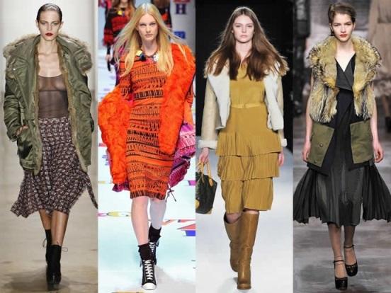 парка виды женских курток