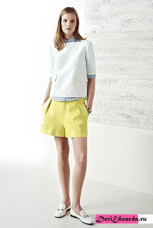 Показ мод 2015 – круизная коллекция Gucci