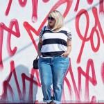 С чем носить джинсы полным женщинам? 30 стильных фото!