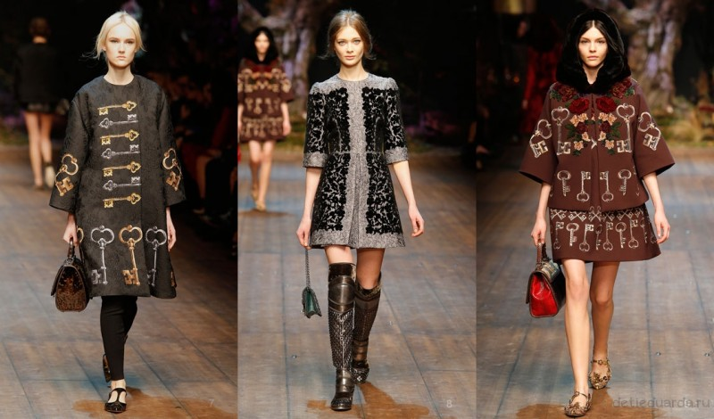 dolce-and-gabbana-fall-winter-2014-2015-women-fashion-show-pictures-looks-7-8-9